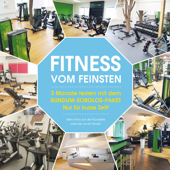 Fitnessstudio ZUSAM fit